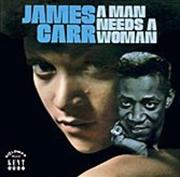 Man Needs A Woman   Vinyl