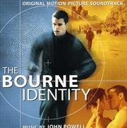 Bourne Identity   CD