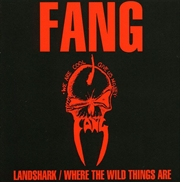 Landshark/Where Wild Things Are | CD