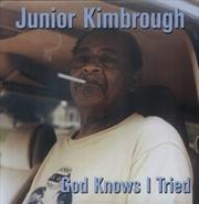 God Knows I Tried   Vinyl