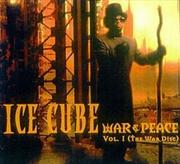 War And Peace: War: Vol 1 | CD