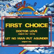 Doctor Love /Let No Man Put Asunder | CD Singles