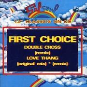 Double Cross/Love Thang | CD Singles