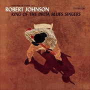 King Of Delta Blues Singers | CD