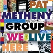 We Live Here   CD