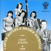 With Mother Maybelle & Chet Vol 1 | CD
