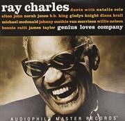 Genius Loves Company   Vinyl