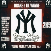 Young Money 2k9 | CD