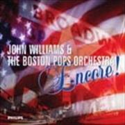 John Williams & the Boston Pops Orchestra - Encore | CD