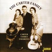 Carter Family Favorites | CD