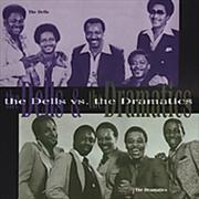 Dells Vs Dramatics | CD