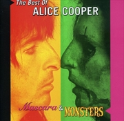 Mascara And Monsters: Best Of | CD