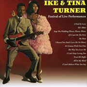 Ike And Tina Turner: Festival of Live Performances | CD