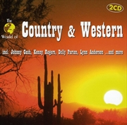 World Of Country And Western | CD