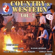 World Of Country And West Vol 2   CD