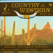 World Of Country And Western 3 | CD