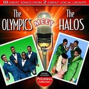 Olympics Meet The Halos | CD