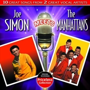 Joe Simon Meets The Manhattans | CD