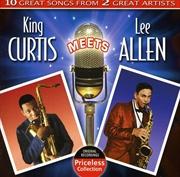 King Curtis Meets Lee Allen | CD