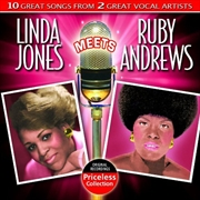 Linda Jones Meets Ruby Andrews   CD