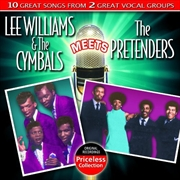 Lee Williams & The Cymbals Meet The Pretenders | CD