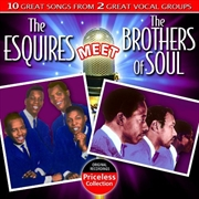 Esquires Meet The Brothers Of | CD
