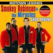 Motown Legends: Shop Around | CD