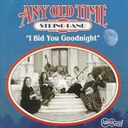 I Bid You Goodnight | CD