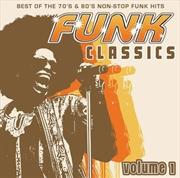 Funk Classics: Vol1 | CD