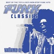 Funk Classics: Vol2 | CD