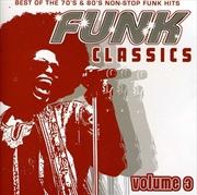 Funk Classics: Vol3 | CD