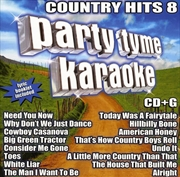 Country Hits - Vol 8 | CD