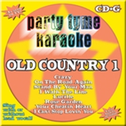 Party Tyme: Old Country 1 | CD