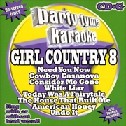 Girl Country: Vol 8 | CD