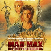Mad Max: Beyond Thunderdome | CD