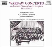 Warsaw Concerto & Other Piano Concertos From The Movies   CD