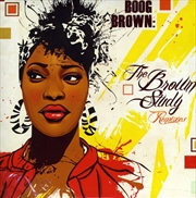 Brown Study Remixes | CD