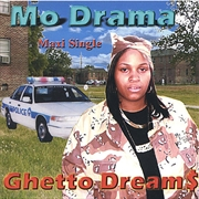 Ghetto Dreams | CD Singles