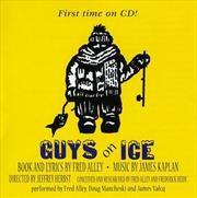 Guys On Ice: Ice Fishing Music | CD