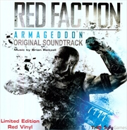 Red Faction Armageddon | Vinyl
