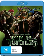 Teenage Mutant Ninja Turtles | Blu-ray