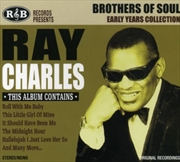 Brothers Of Soul   CD