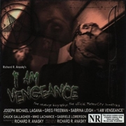 I Am Vengeance | CD
