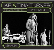 Archive Series Vol 4: Shakin   CD