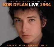 Bootleg Series Vol 6: Bob Dylan Live 1964 At Philharmonic Hall   CD