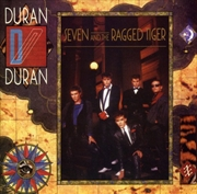 Seven And The Ragged Tiger | CD