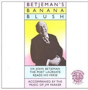 Sir Betjemans Banana Blush | CD