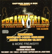 Captain Save Em: Freaky Tales | CD