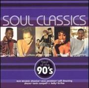 Soul Classics: The 90s | CD