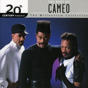 Best Of Cameo: Millennium Collection   CD